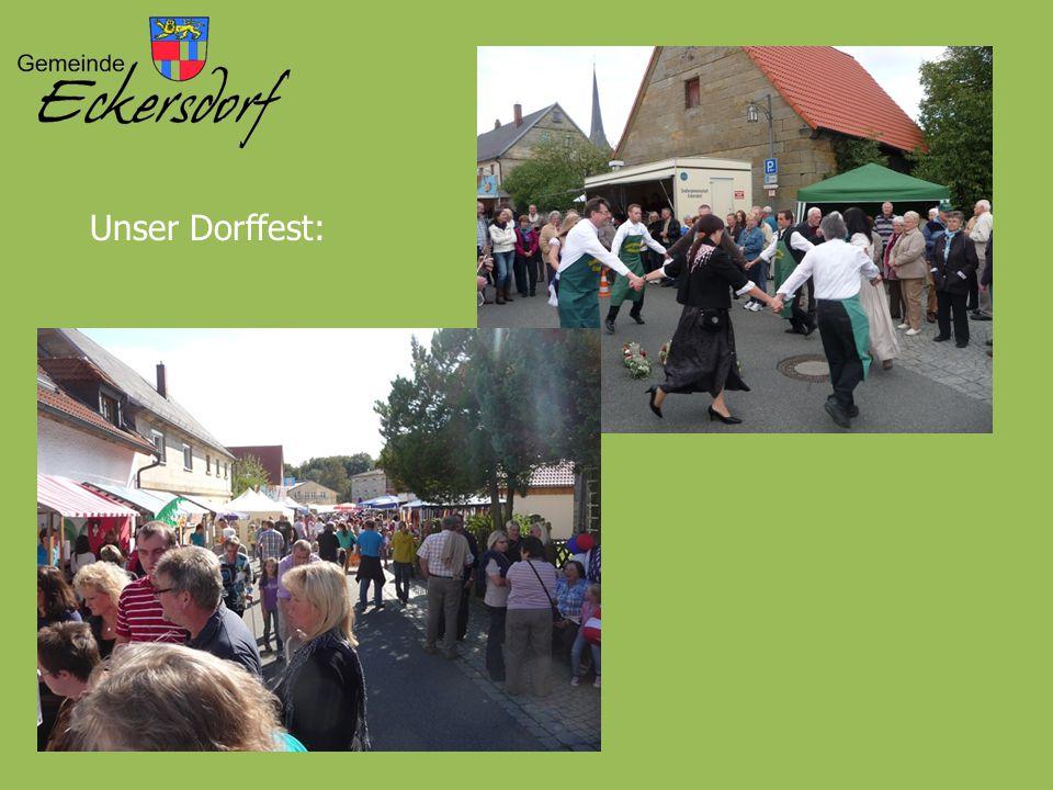 Unser Dorffest: