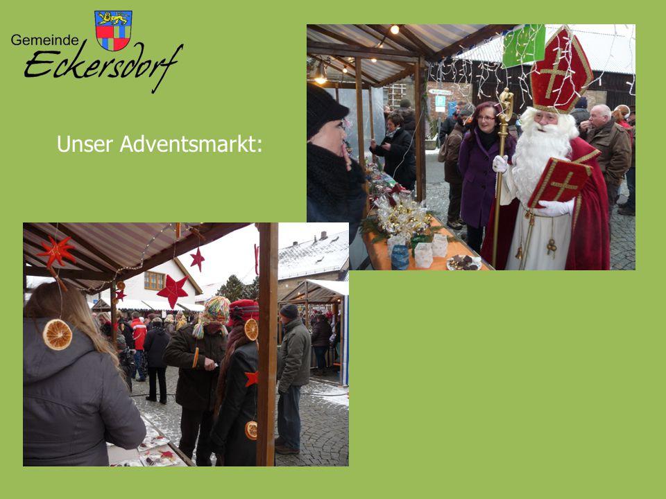 Unser Adventsmarkt:
