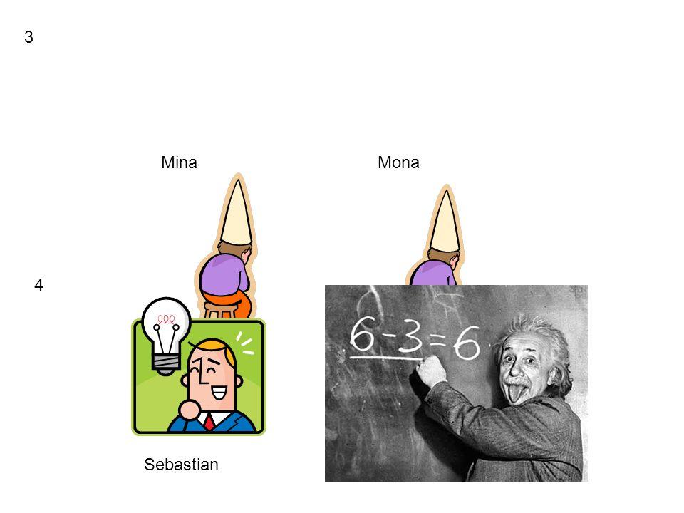 3 Mina Mona 4 Sebastian