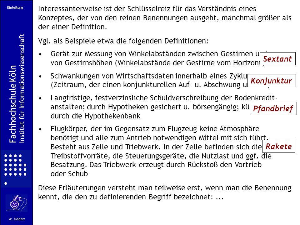 Fachhochschule Köln Sextant Konjunktur Pfandbrief Rakete