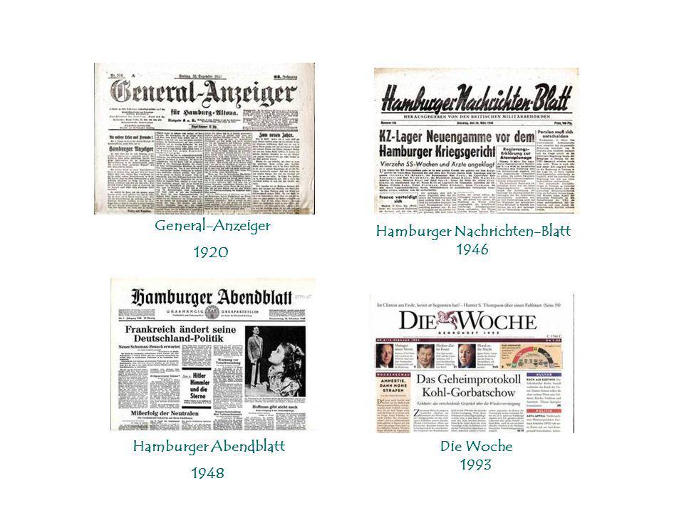 Hamburger Nachrichten-Blatt