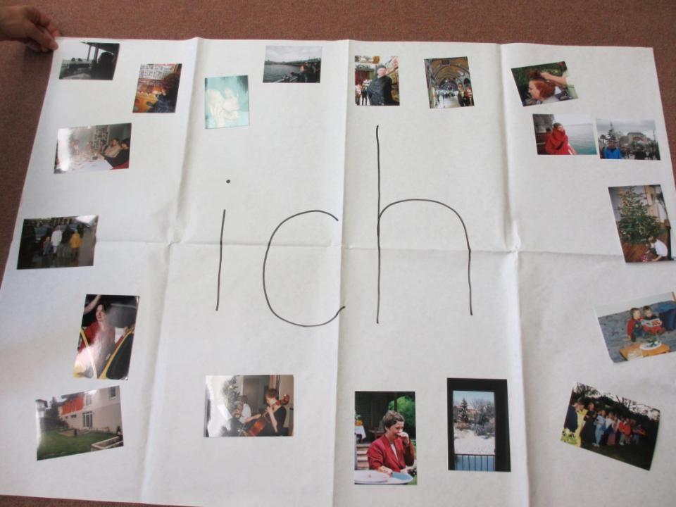 Frühe Texte Methodisch-didaktische Überlegungen für die Arbeit mit Bildern: Die Bilderfolge muss für alle Kinder gut sichtbar sein.