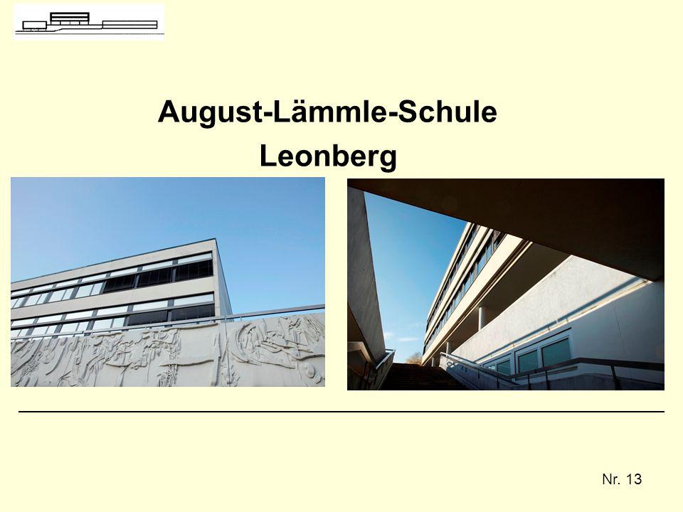 August-Lämmle-Schule