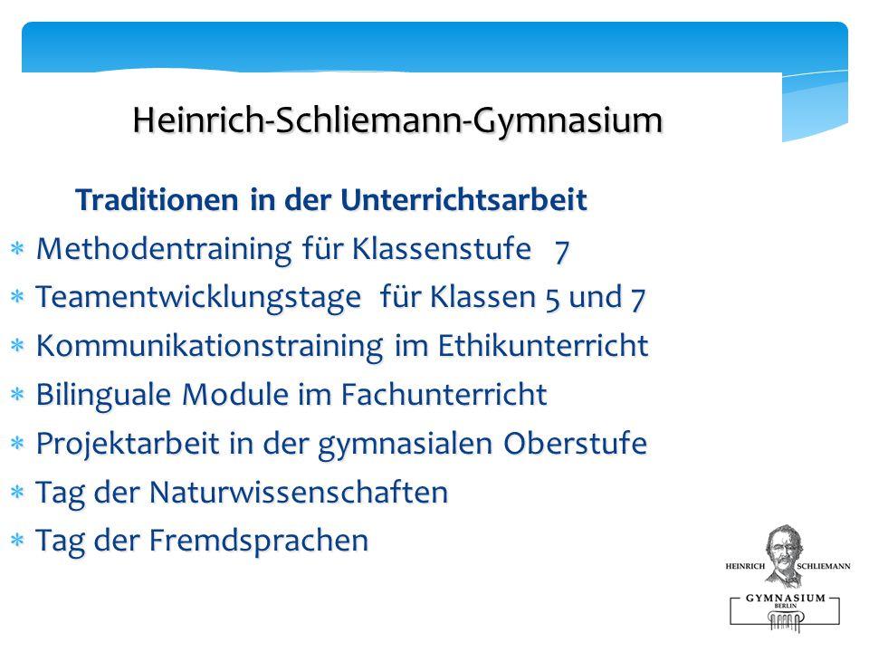 Heinrich-Schliemann-Gymnasium