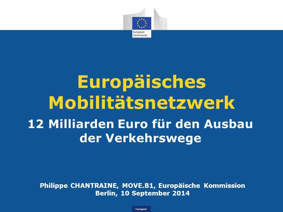 Europäisches Mobilitätsnetzwerk