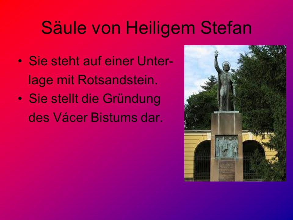 Säule von Heiligem Stefan