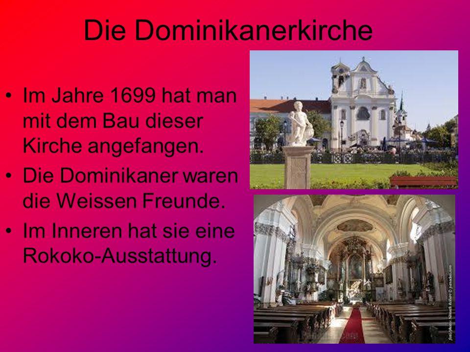 Die Dominikanerkirche