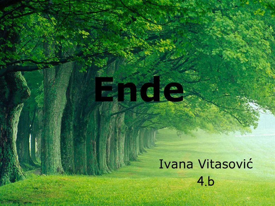 Ende Ivana Vitasović 4.b
