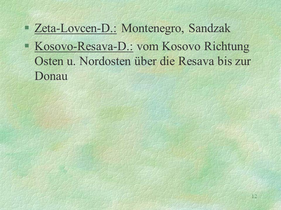 Zeta-Lovcen-D.: Montenegro, Sandzak