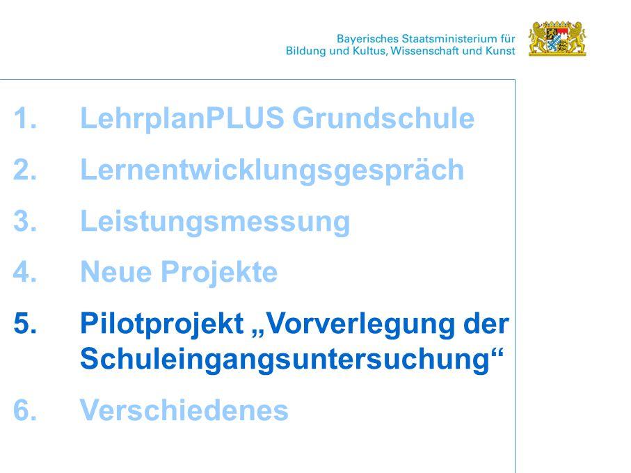 LehrplanPLUS Grundschule