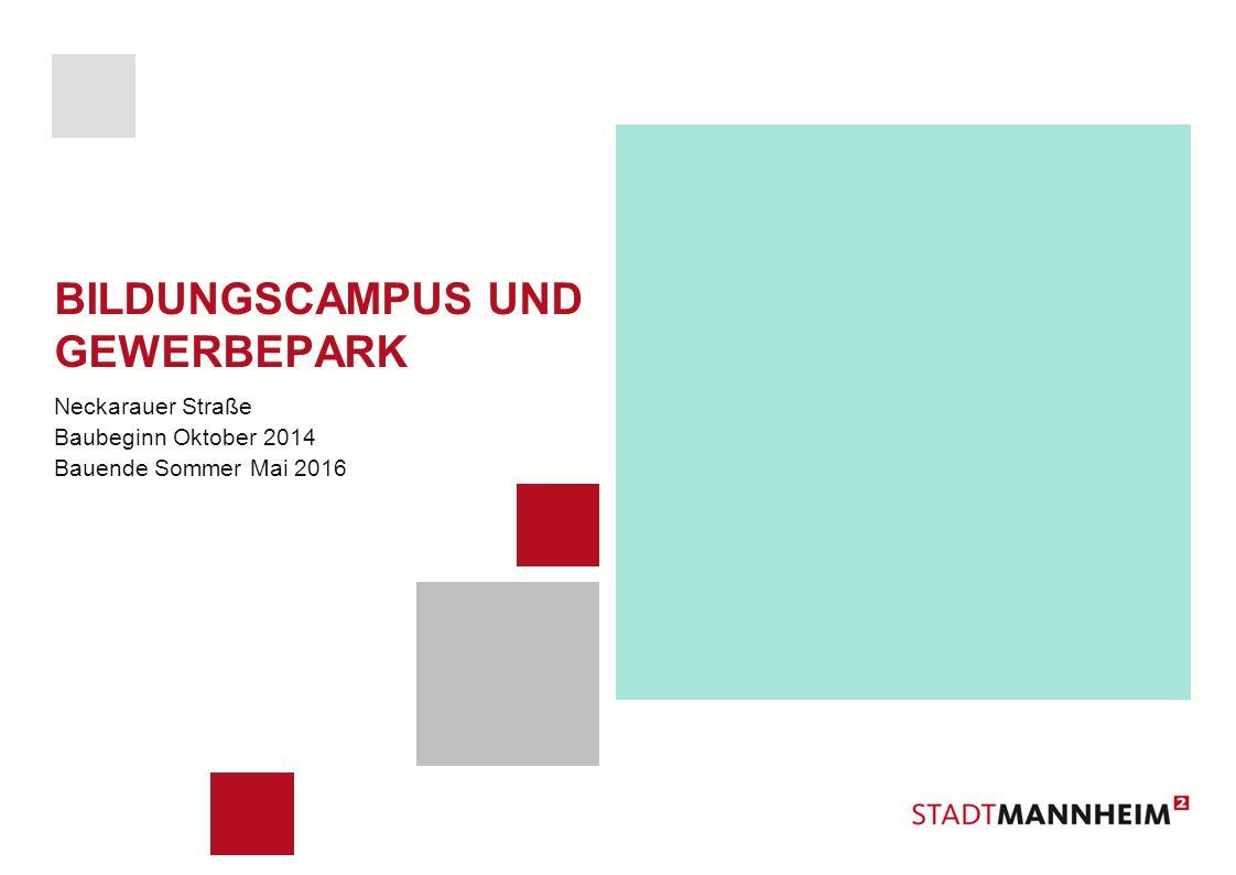 Bildungscampus und Gewerbepark