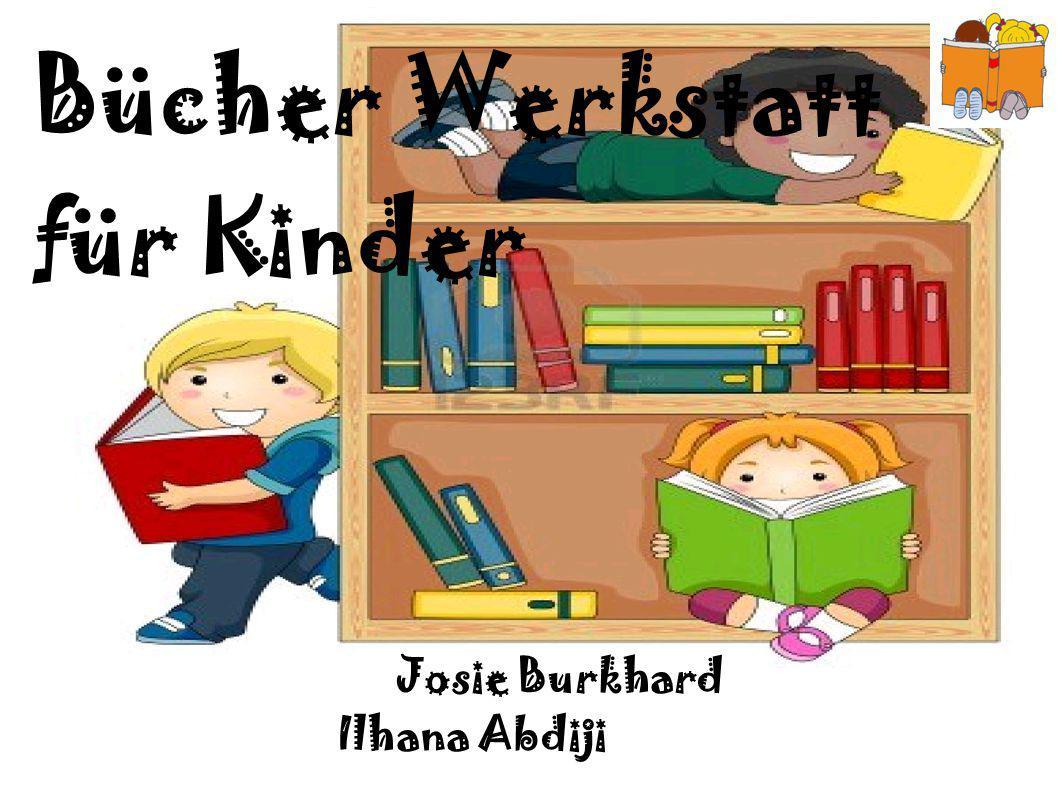 Bücherwerkstatt für Kinder