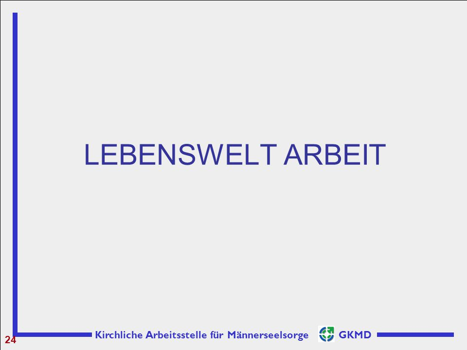 LEBENSWELT ARBEIT 24