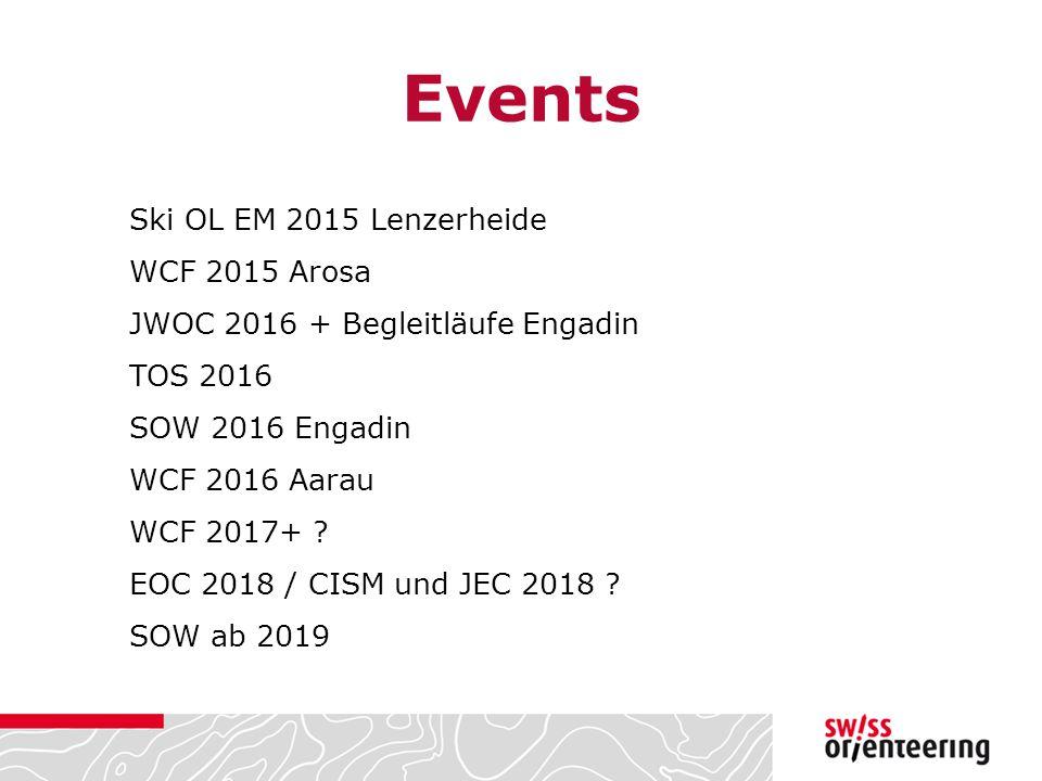 Events Ski OL EM 2015 Lenzerheide WCF 2015 Arosa