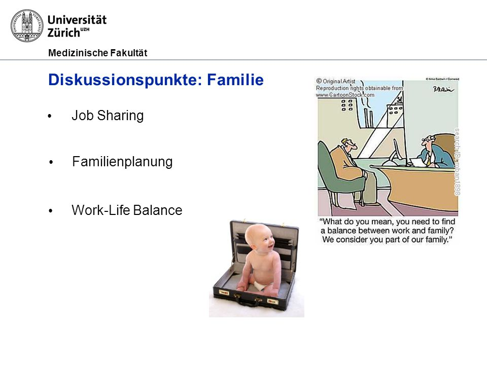 Diskussionspunkte: Familie