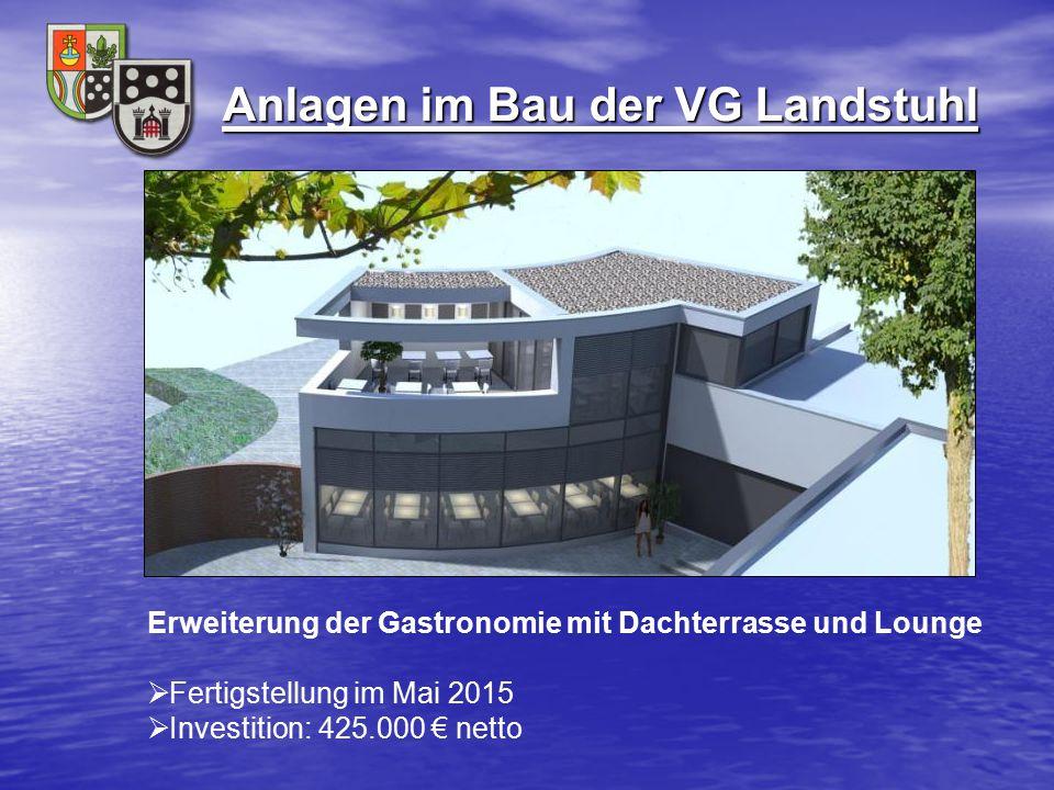 Anlagen im Bau der VG Landstuhl
