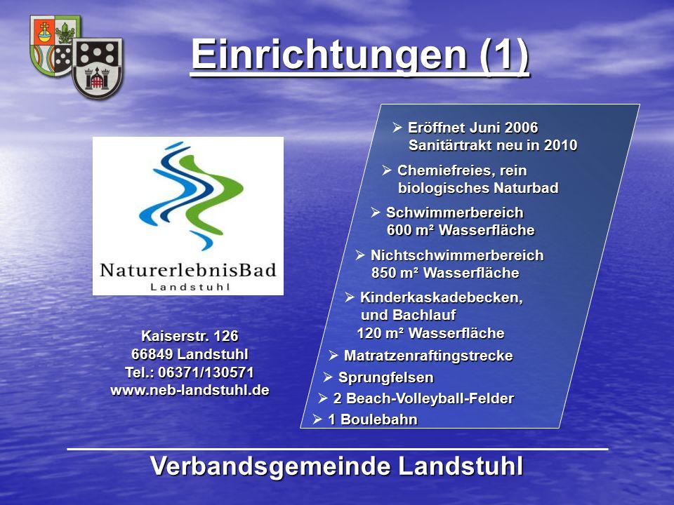 Verbandsgemeinde Landstuhl
