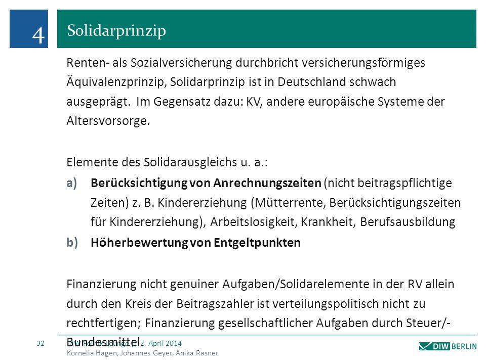 4 Solidarprinzip.