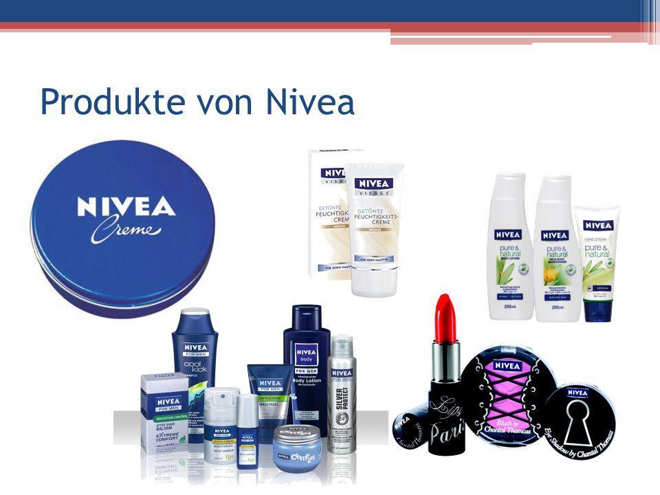 Produkte von Nivea