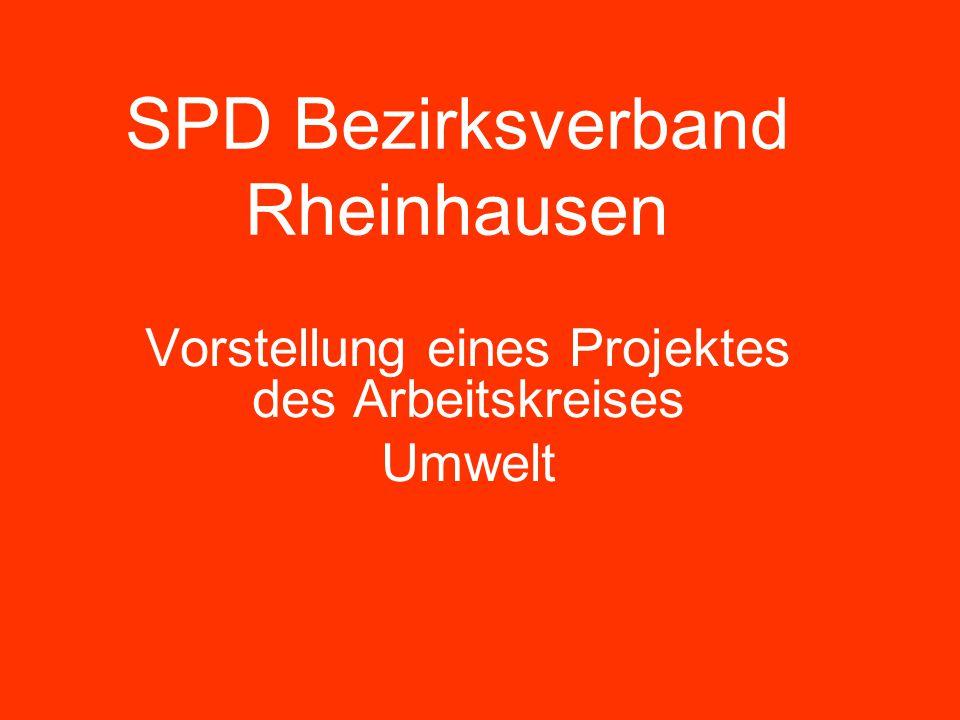SPD Bezirksverband Rheinhausen