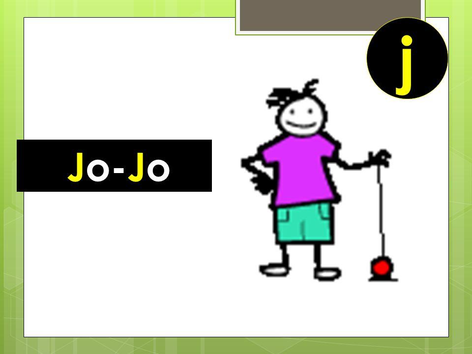 j Jo-Jo.