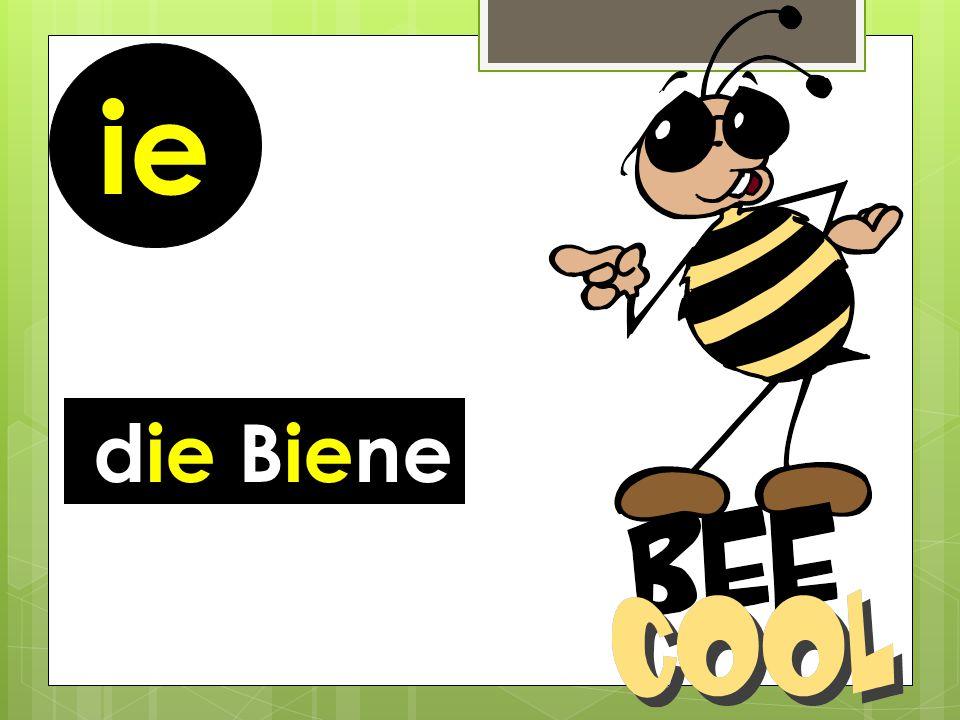 ie die Biene