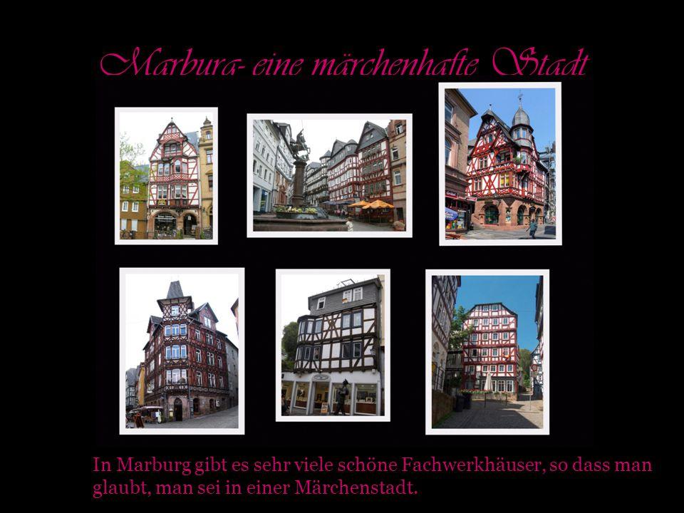 Marburg- eine märchenhafte Stadt