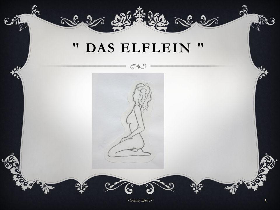 Das Elflein - Sunny Deys -