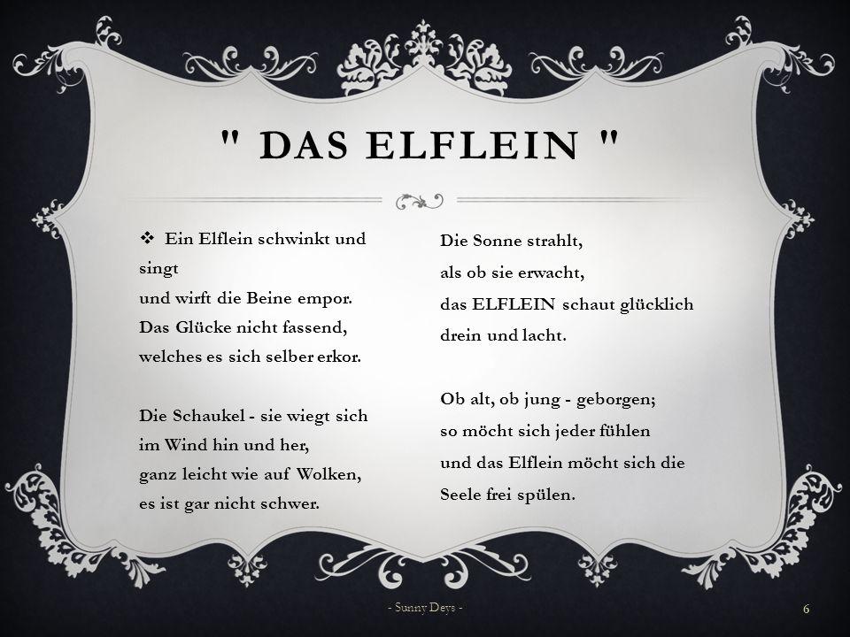 Das Elflein