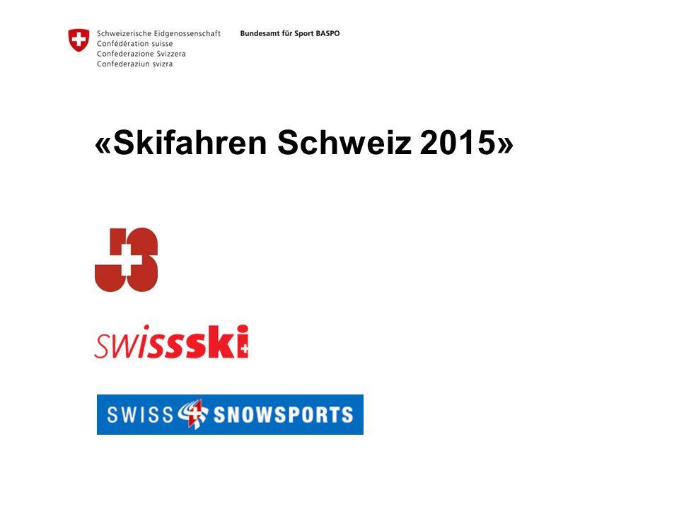 """«Skifahren Schweiz 2015» Einstieg: Emotionsfilme """"Wettkampf"""