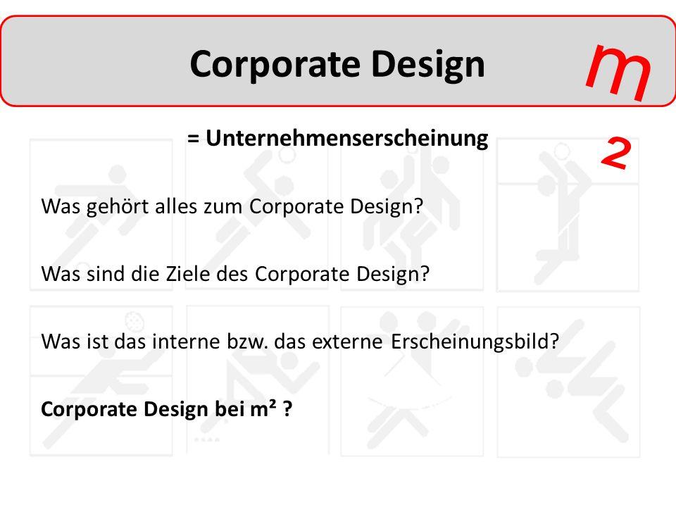 = Unternehmenserscheinung