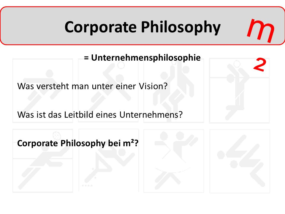 = Unternehmensphilosophie