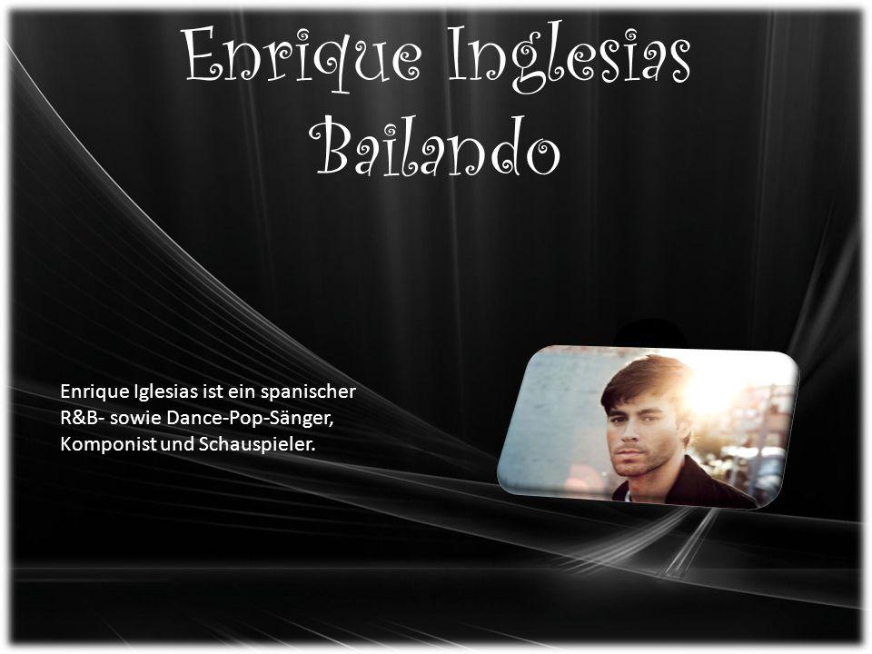 Enrique Inglesias Bailando