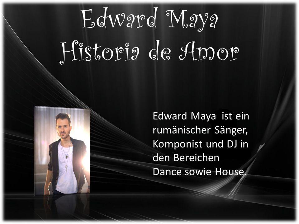 Edward Maya Historia de Amor