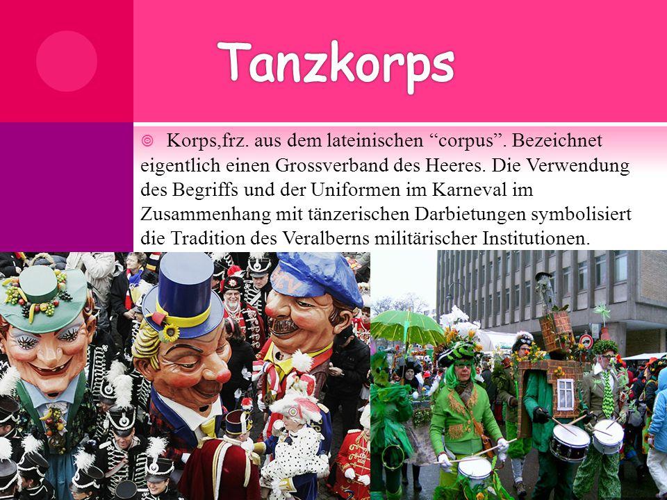 Tanzkorps