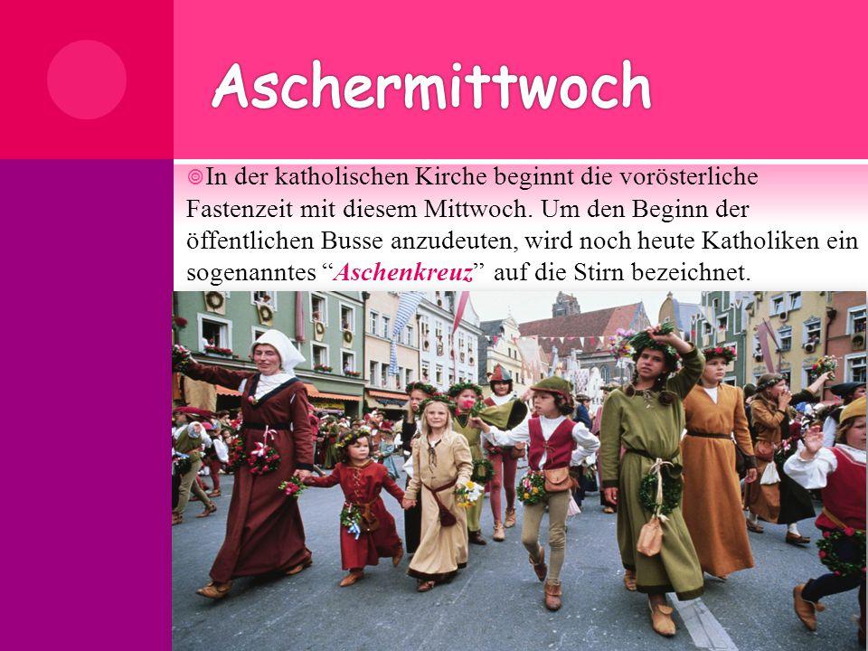 Aschermittwoch