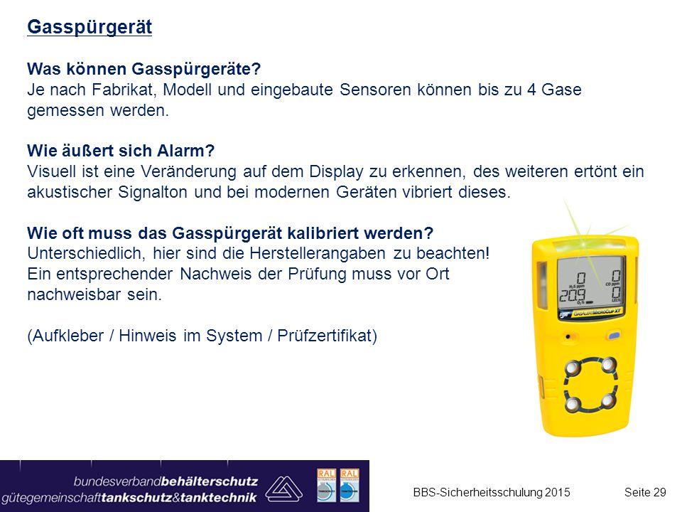 Gasspürgerät Was können Gasspürgeräte