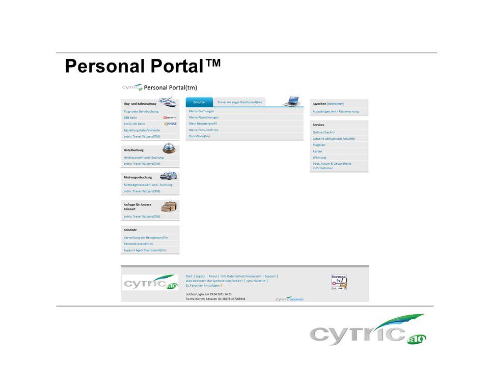 Personal Portal™