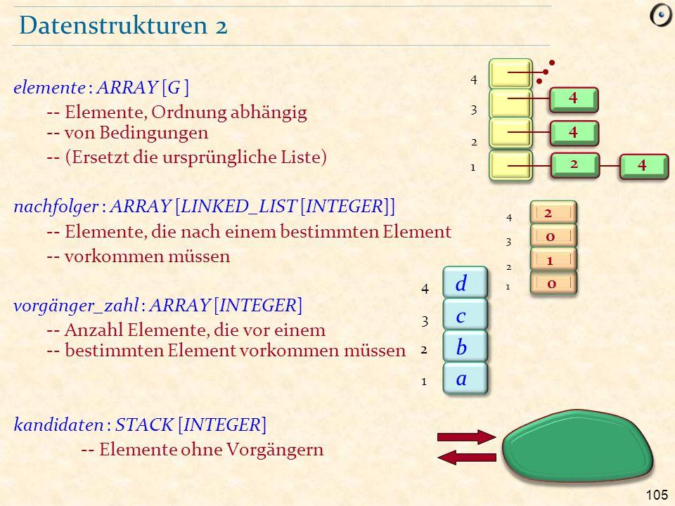 Datenstrukturen 2 4.