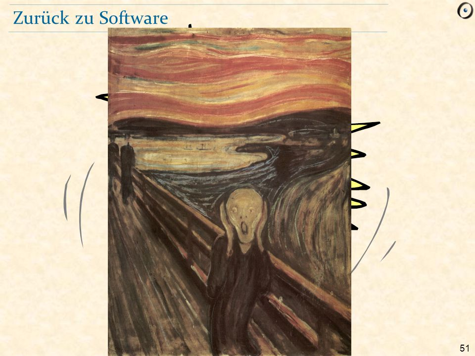 Zurück zu Software