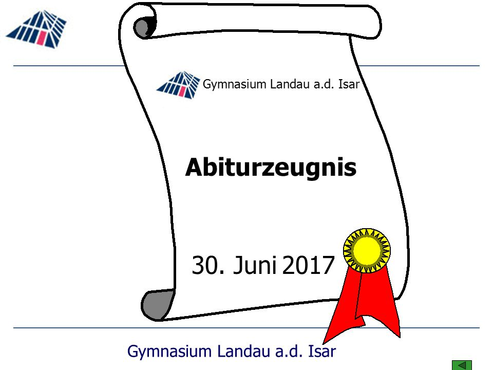 Gymnasium Landau a.d. Isar