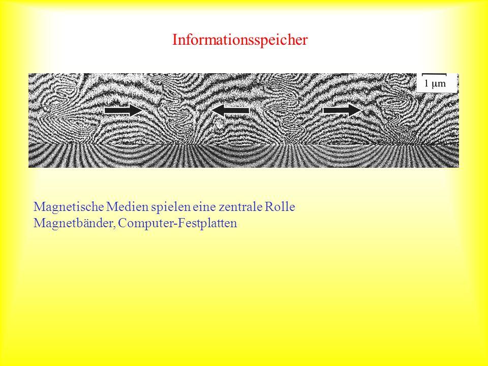 Informationsspeicher