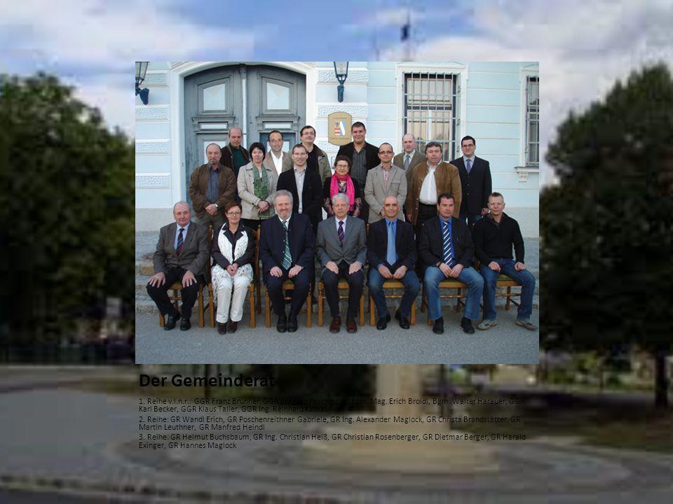 Der Gemeinderat