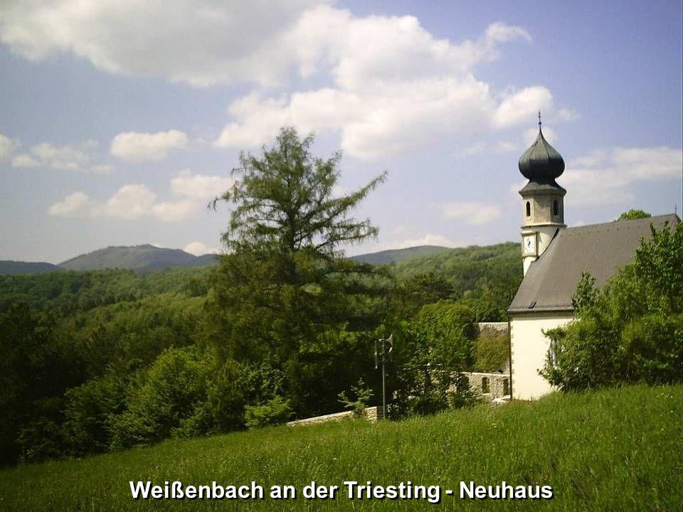 Weißenbach an der Triesting - Neuhaus