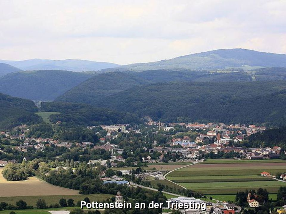 Pottenstein an der Triesting