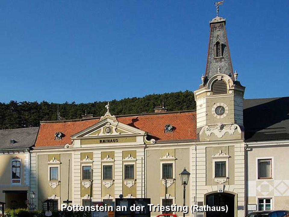 Pottenstein an der Triesting (Rathaus)
