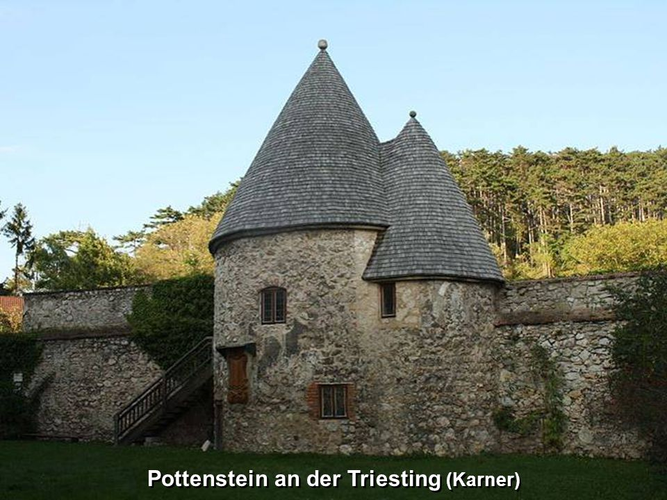 Pottenstein an der Triesting (Karner)