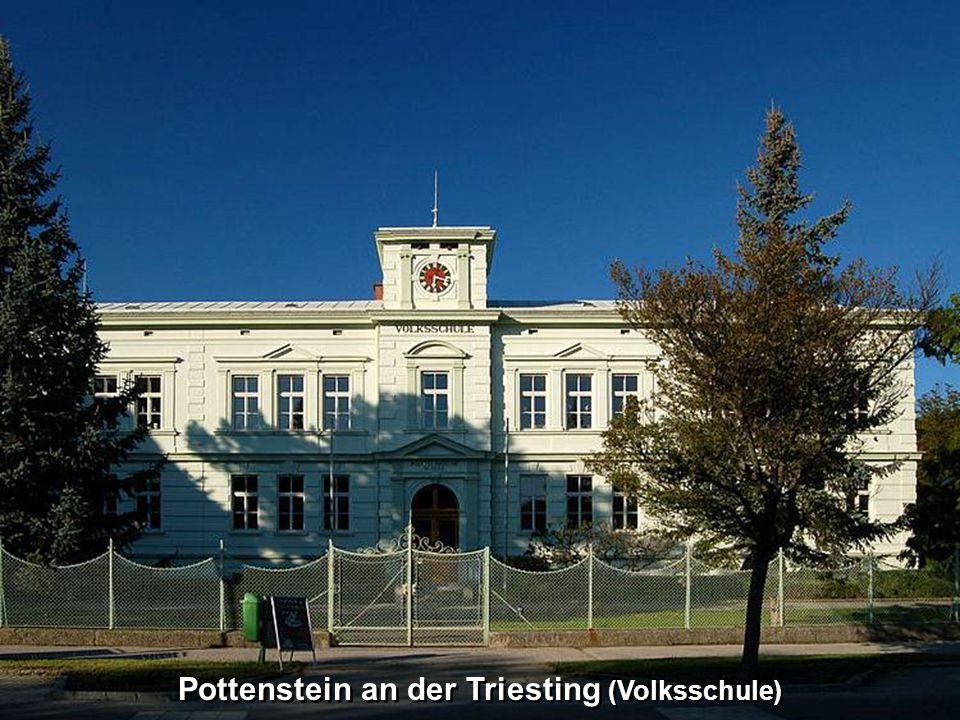 Pottenstein an der Triesting (Volksschule)