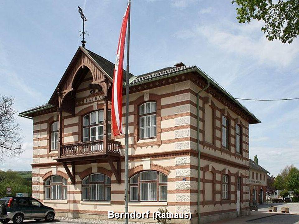 Berndorf (Rathaus)