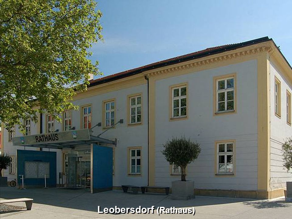 Leobersdorf (Rathaus)
